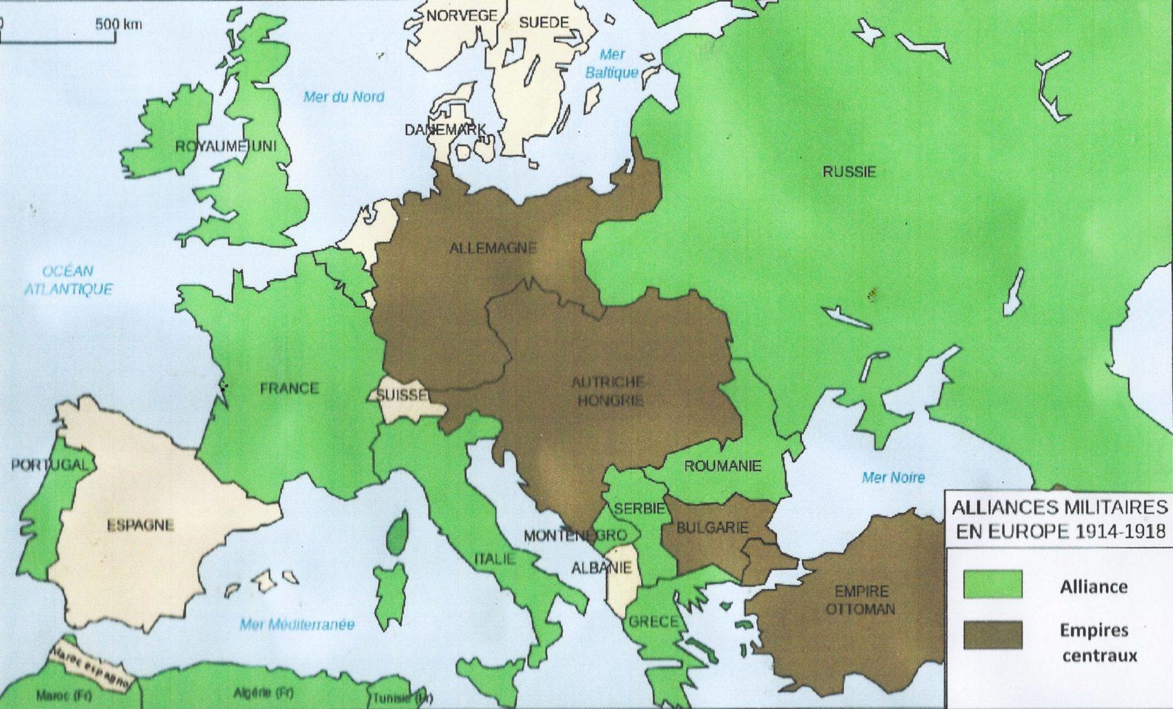 alliances-militaires carte