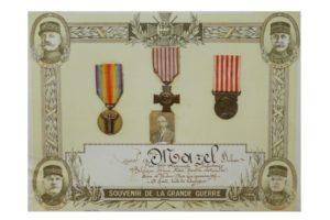 médaille Mazel